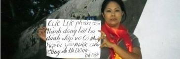 Bùi Thị Minh Hằng - Hanois mutige Aktivistin