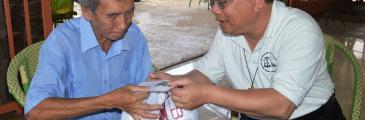 Redemptoristen - Eine helfende Hand für vergessene südvietnamesische Veteranen