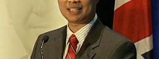 Filmemacher und Sozialarbeiter Paul Nguyen