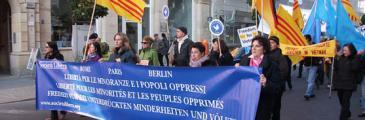4. Internationale Demonstration für die Freiheit