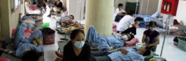 Mangel an Gesetzen verursacht alarmierenden Anstieg bei Krebserkrankungen
