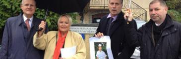 Schweizer Politiker kämpfen für Dissidenten Dang Xuan Dieu