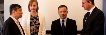 Bürgerrechtler Nguyen Van Dai in Freiheit ins Exil nach Deutschland entlassen