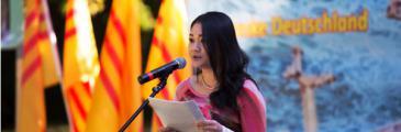 Fluchtgeschichte von Kim Ngân