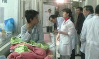 15% unter den Patienten mit akutem Durchfall sind an Cholera erkrankt