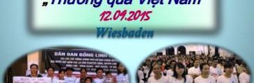"Einladung zur Veranstaltung ""Thương quá Việt Nam"