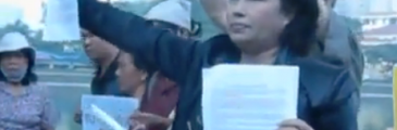 """Vietnamesische Polizei antwortet mit Gewalt auf """"Protest Picknick"""""""