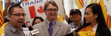 Đặng Chí Hùng in Sicherheit – Journalist lebt jetzt in Kanada