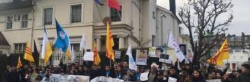 Demonstrationen gegen das vietnamesische Regime - Dezember 2018