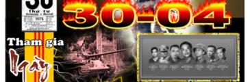 40 Jahre unter Việt Cộng Diktatur – Termine zu Ngày Quốc Hận