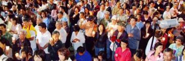 Gottesdienst für die inhaftierten Katholiken in Vinh