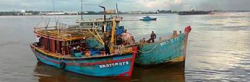 25 vietnamesische Fischer wegen Grenzverletzung und versuchter Bestechung angeklagt