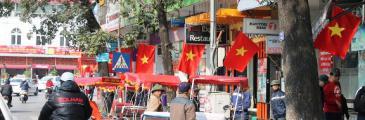 Vietnams Pseudopatriotismus während der Tet-Feiertage
