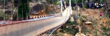 Seilbrückenunglück in Sơn Bình Gemeinde: 8 Tote, ca. 40 Verletzte