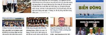 Vietnam bezeichnet Việt Tân als Terrorgruppe