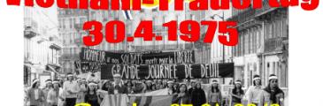 30. April - Ngày Quốc Hận 2013