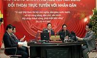 Nguyen Tan Dung nimmt Stellung zur Demokratisierung
