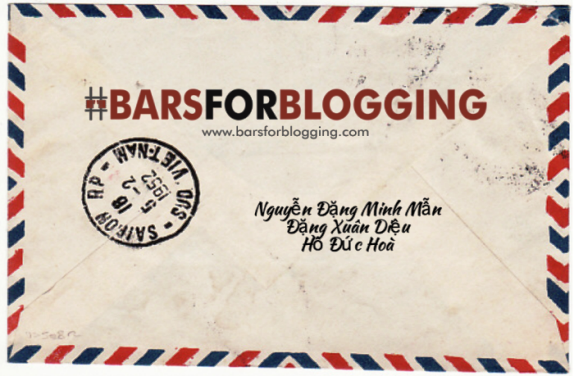 bars for blogging