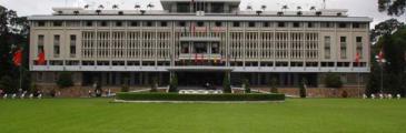 Neulich in Vietnam - Besuch im Dinh Doc Lap